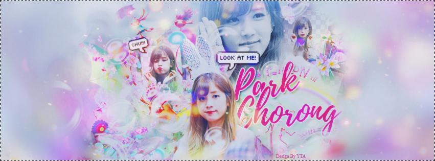 Scrap #1 - Park Chorong by Yunn2824
