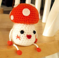 Mushroom by Jun0254