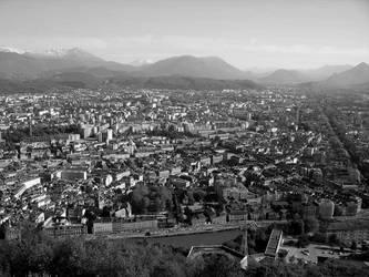 Grenoble VIIII by Dirty-love