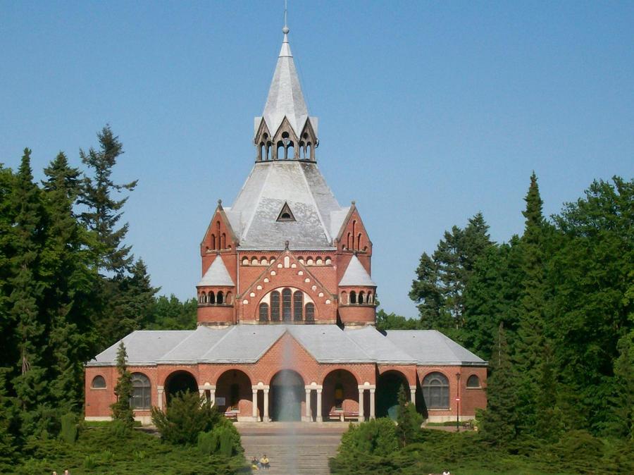 Chapel by yuiokami
