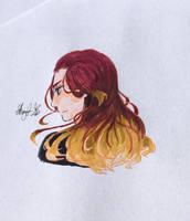 Natasha - Endgame by RanRanArtish