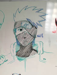 The whiteboardom is kicking in