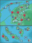 Frysla Region Map