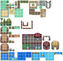My Scratch Tiles by sylver1984