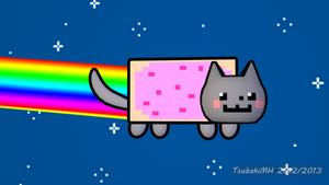 Poptart Cat 3D