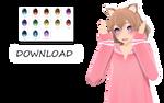 Re:Zero eyes textures download
