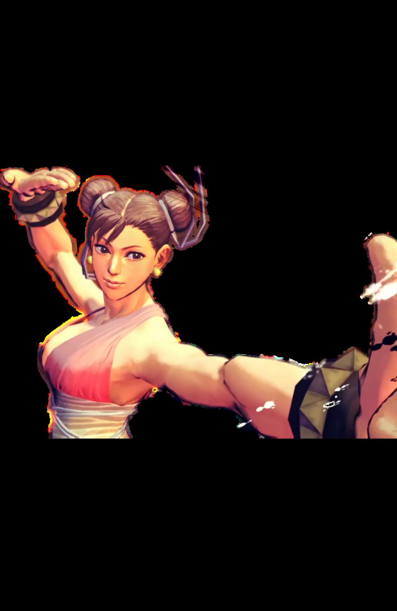 Street Fighter Iv Chun Li Alternate Costume 1 By Secasey1996 On