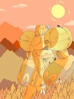 Jaeger- Atom Bear