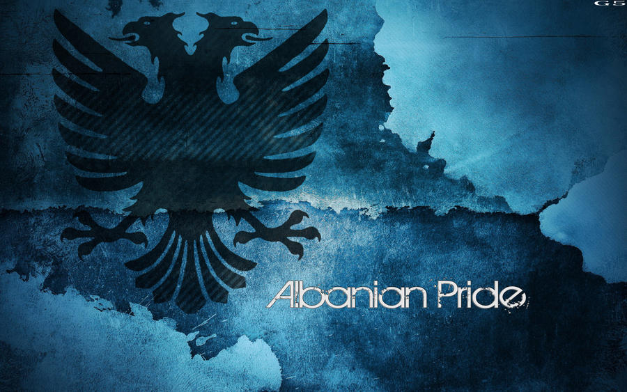 Albanian Pride by g0dz5