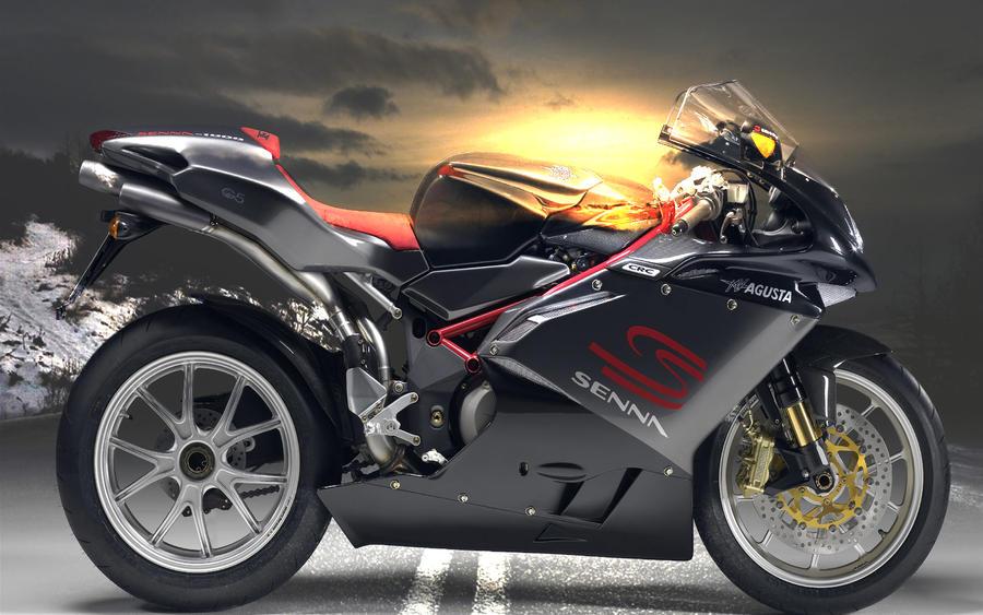 moto bike. sunset moto bike by g0dz5 s