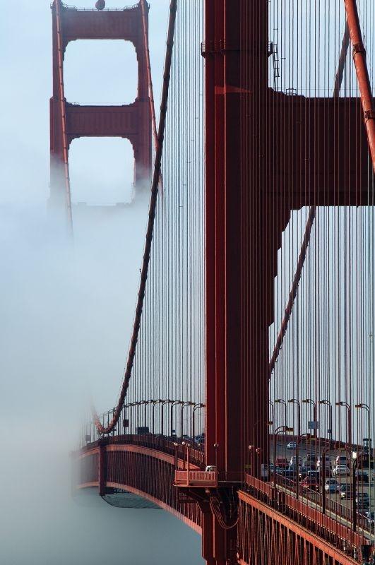 golden gate bridge by somebody3121