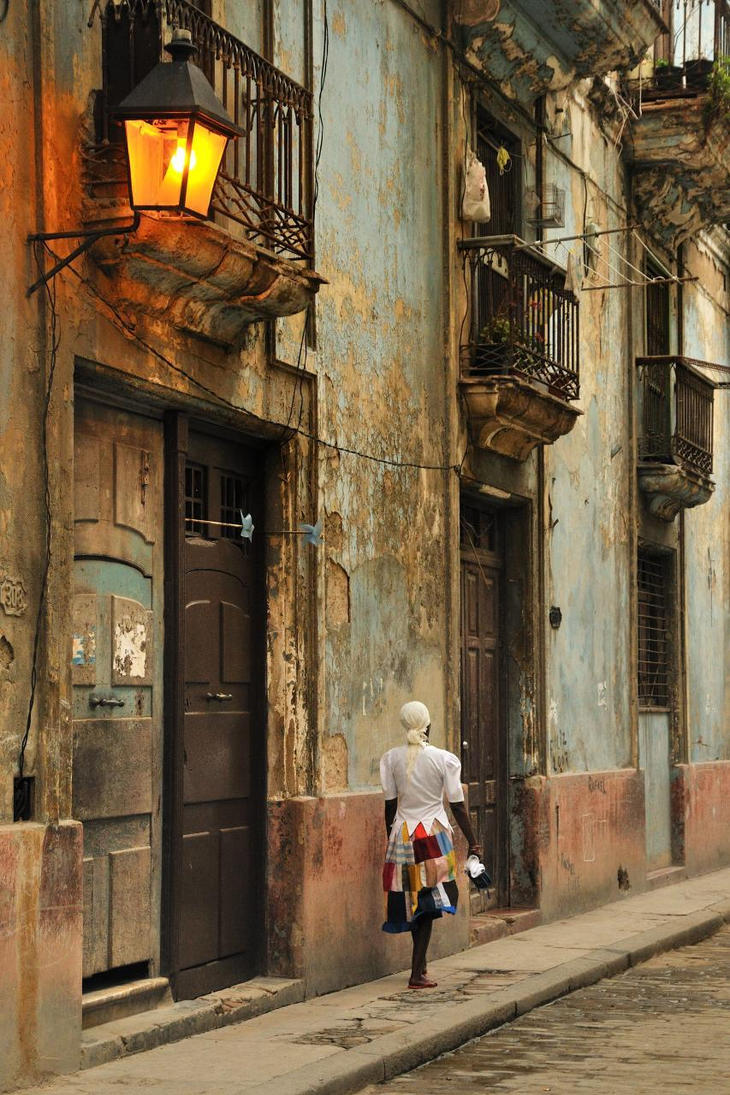 Streets of Havana III by somebody3121