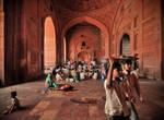 Fatehpur Sikri, India IV