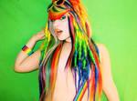 Alexandra-Dreads by AlexandraMetalClown
