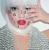 AlexandraMetalClown-MusicNotes by AlexandraMetalClown