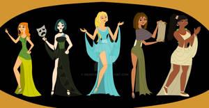 TDI's Muses