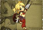 Naruto Emblem - Temari Dancer