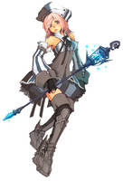 Fantasy Earth Zero by ippus