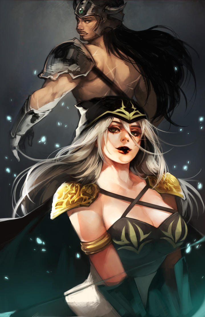 ashe and tryndamere relationship counseling