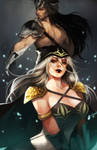 LoL: Ashe and Tryndamere