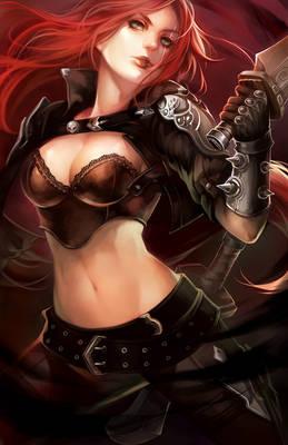 LoL: Katarina the Sinister Blade