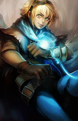 LoL: Ezreal the Prodigal Explorer 2 by ippus