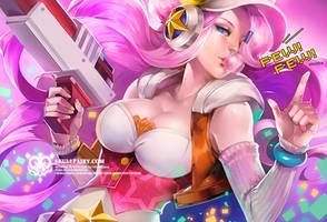 LoL: Arcade Miss Fortune by ippus