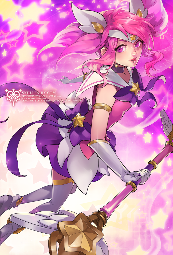Star Guardian Lux by ippus