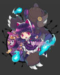 Commission : Annie and Tibbers
