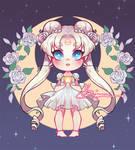 Little moon Princess