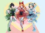 Idol Powerpuff Girls