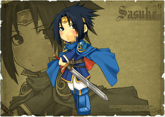 Naruto Emblem - Sasuke Lord by ippus
