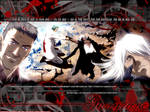 gungrave -- brothers.