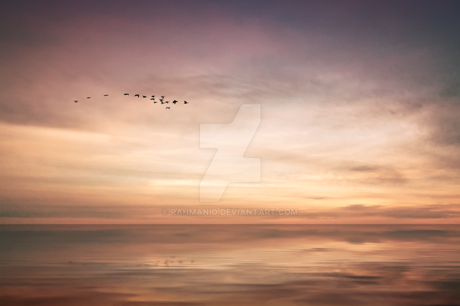 Heaven by rahmanio