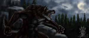 Werewolf on the Loose