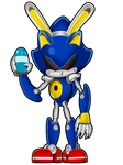 SonicAllMix Group Collab: Metal Sonic by TylerBucket