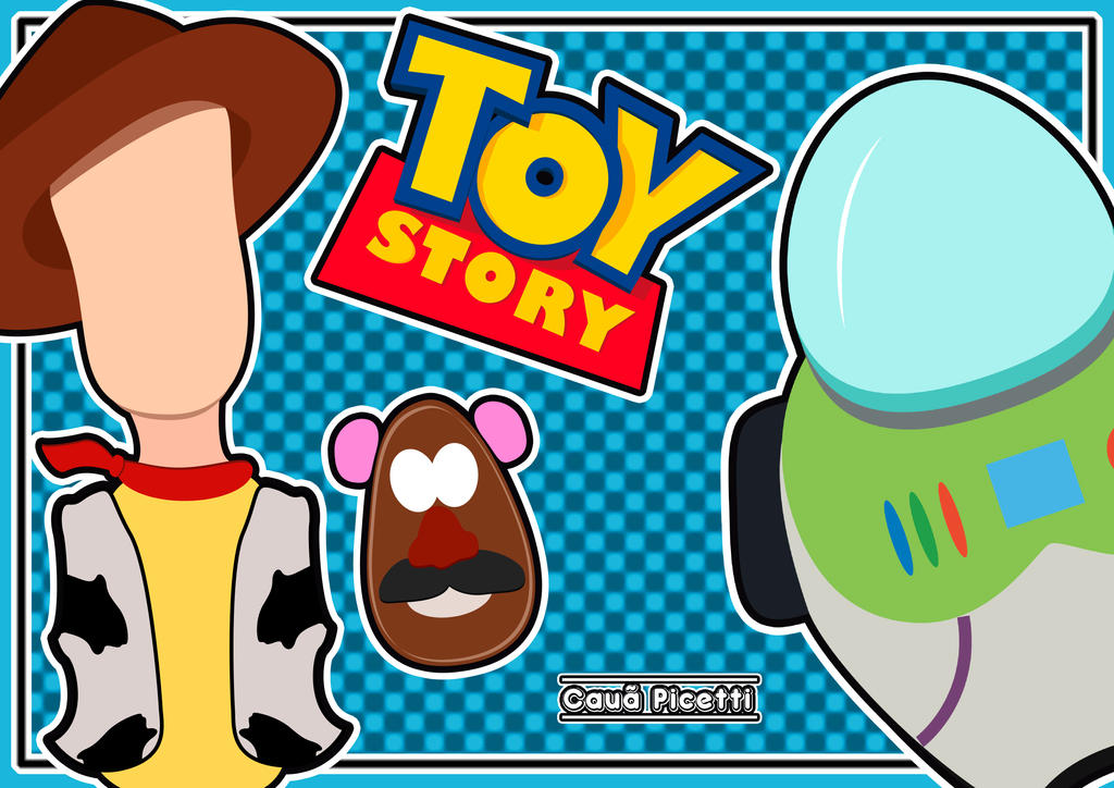 Toy Story by cauapicetti