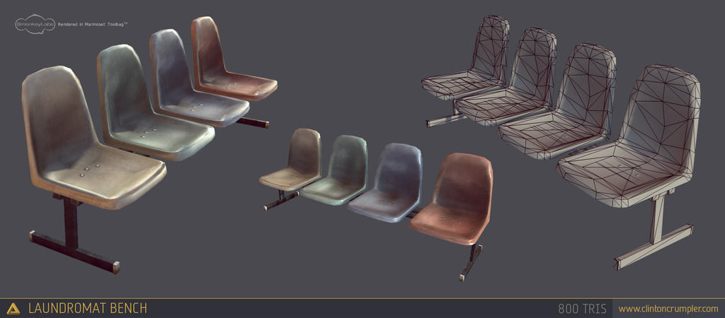 Laundromat Chairs By CCrumpler ...