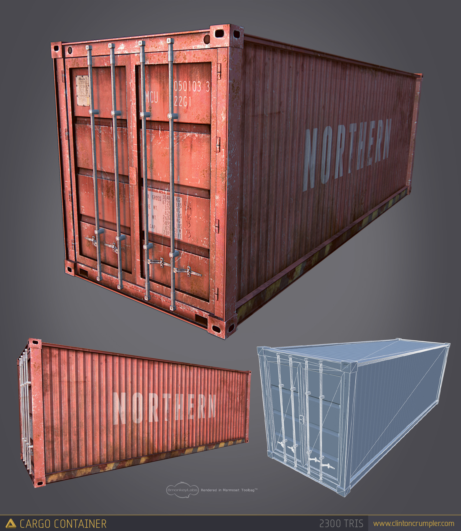 Cargo Container by CCrumpler Cargo Container by CCrumpler