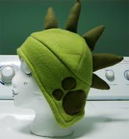 Iguana Hat by metallixfaker