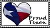Proud Texan by lick-it