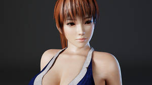 [Test]Kasumi|Skin mini bump by ShinyLightBulb