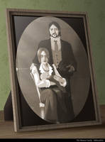 The Marston Family by Seblecaribou