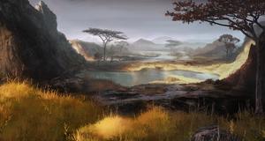 Landscape Am-see