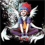 Gingka angel