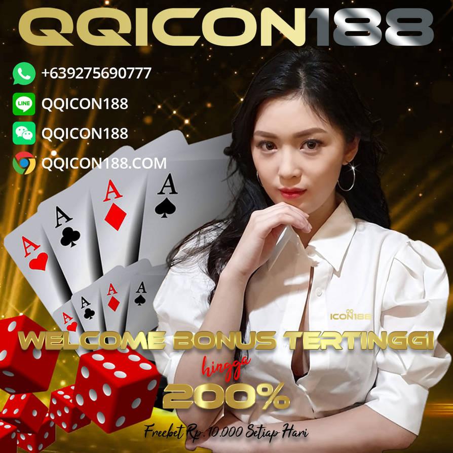 Qqicon188 Agen Bola Bandar Casino Online Slot Game By Qqicon188 On Deviantart