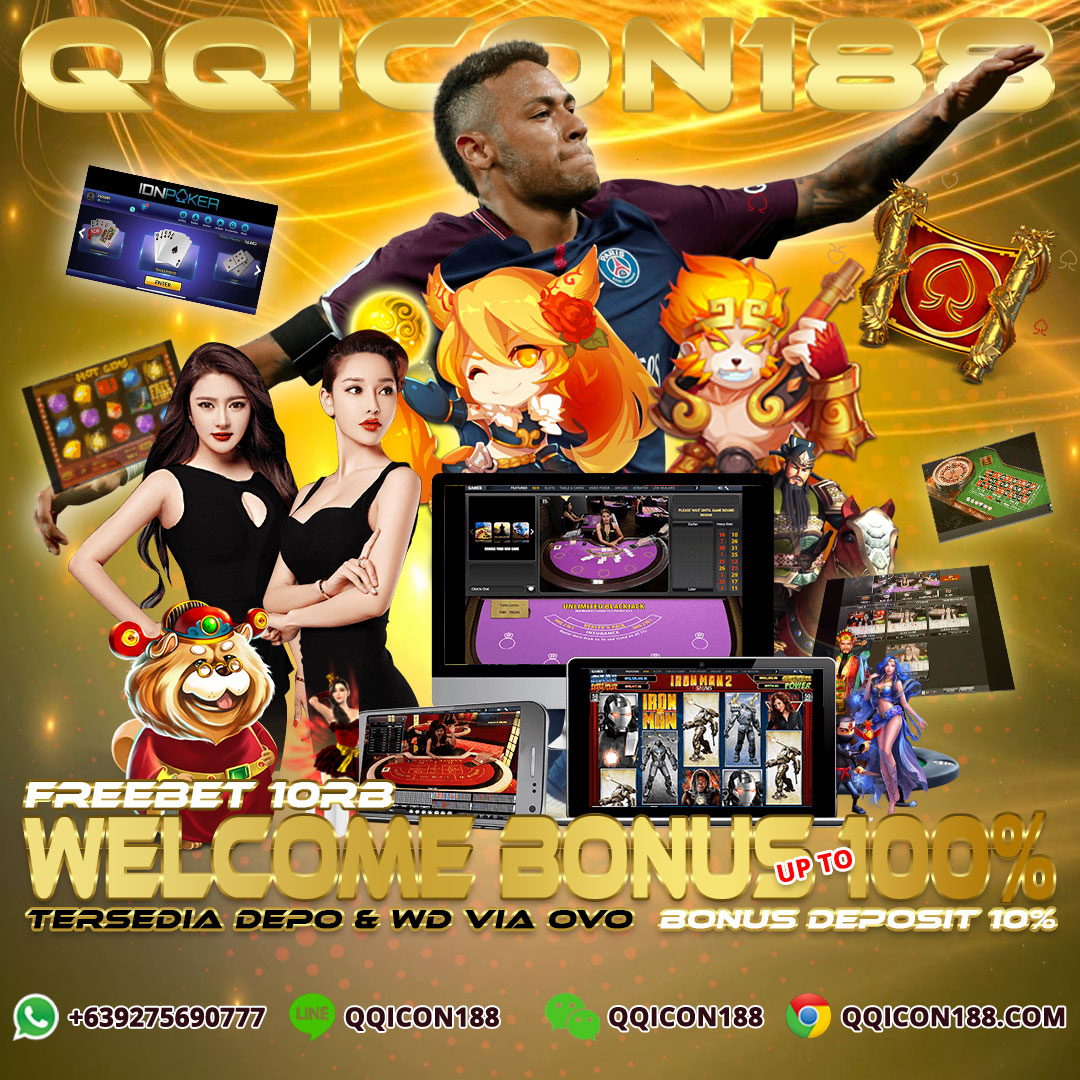 Qqicon188 Agen Bola Casino Online Slot Games By Qqicon188 On Deviantart