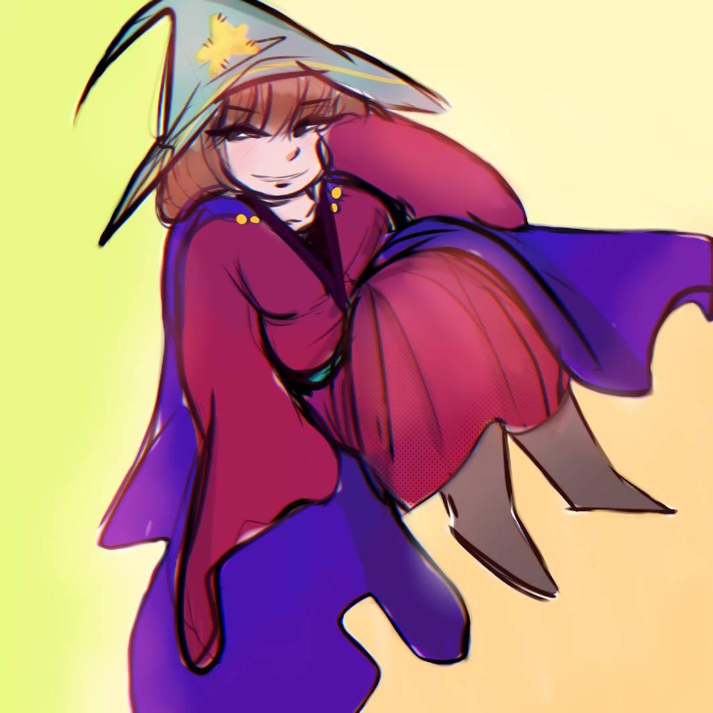 wizard erica by sedeciim