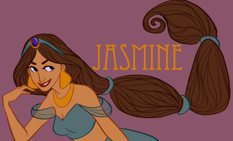 Jasmine by wondernez