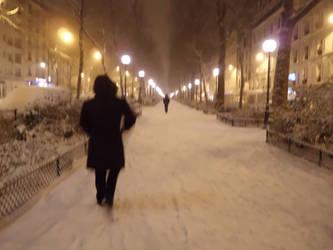 Snow by liliyxxx
